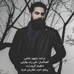 آهنگ جدید علی زند وکیلی بنام پادری