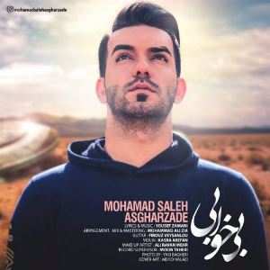 محمد صالح اصغرزاده بی خوابی