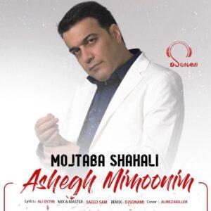 عاشق میمونیم مجتبی شاه علی
